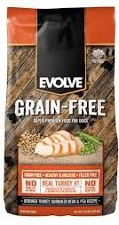 EVOLVE DOG GRAIN FREE...