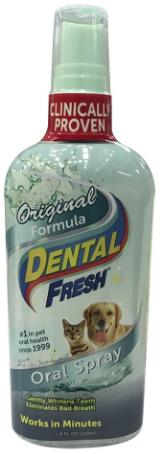 DENTAL FRESH ORIG CATDOG 4 oz