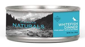DIAMOND NATURALS WHITEFISH CAT LATA 5.5