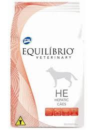 EQUILIBRIO VETERINARY HEPATIC 75KG