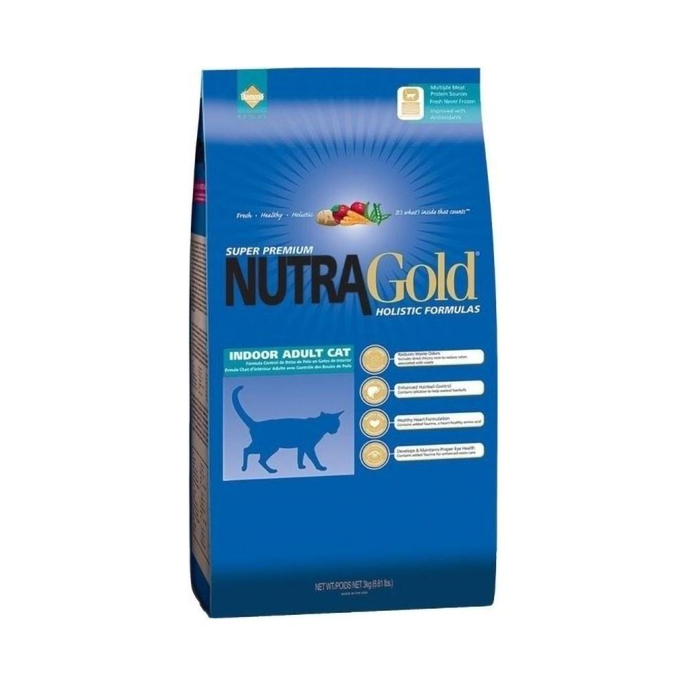 NUTRA GOLD GATO ADULTO X7.5kg