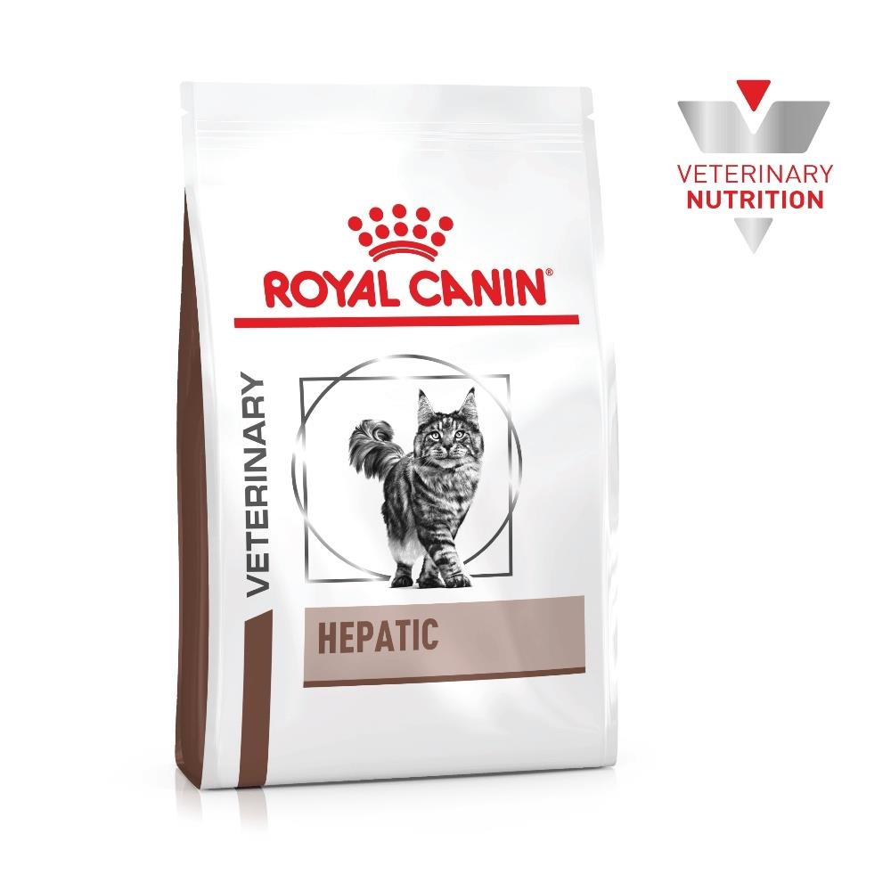 ROYAL CANIN FELINO VDF HEPATIC  X 2 kg