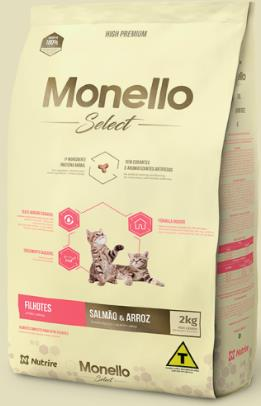 MONELLO SELECT GATITOS...