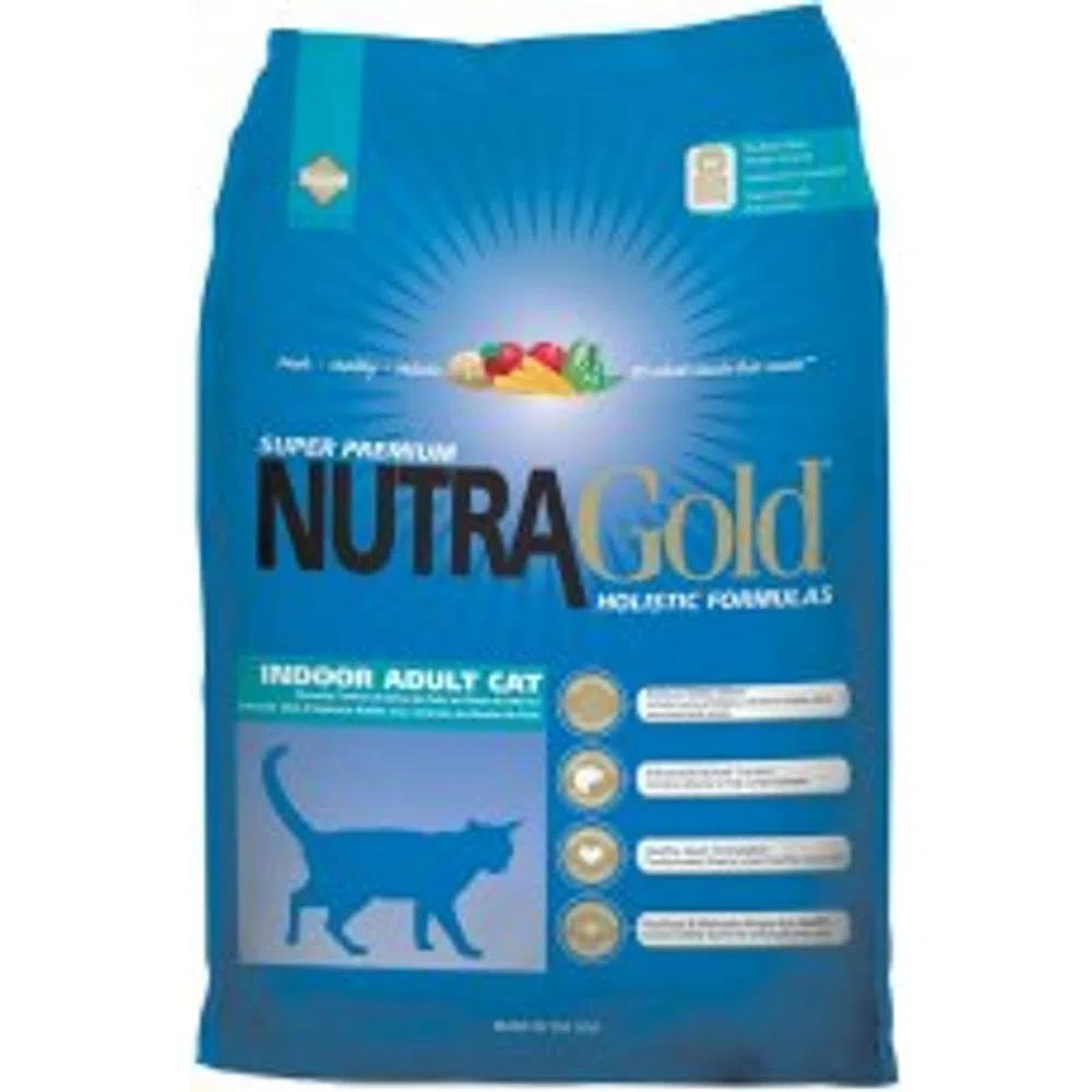NUTRA GOLD GATO ADULTO X 3 kg