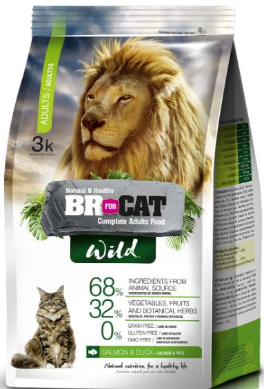 BR FOR CAT WILD ADULT...