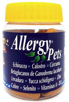 ALLERGY PETS FCO X 50 TAB