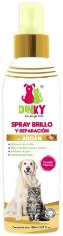 DINKY SPRAY BRILLO Y REPA ARGANX  250 ml