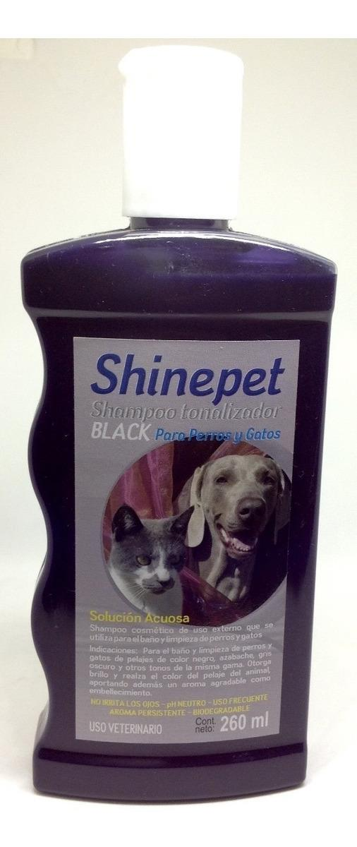 SHINEPET BLACKX 260 ML