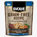 EVOLVE CAT GRAIN FRE POUCH...
