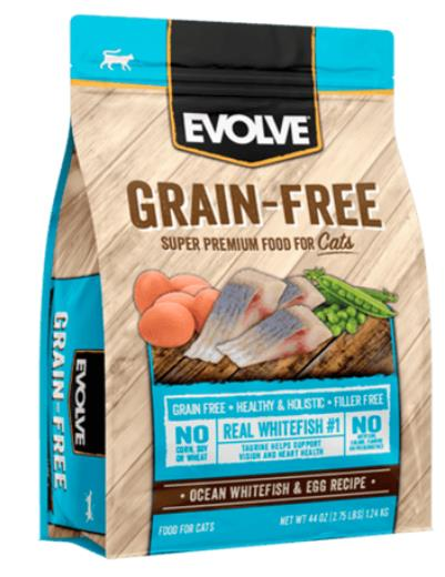 EVOLVE CAT GRAIN FREE OCEAN...