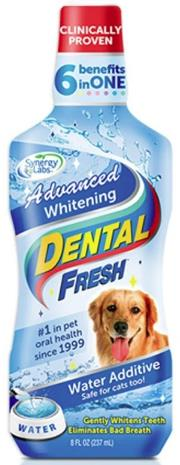 DENTAL FRESH DOG WHITENING 17 oz