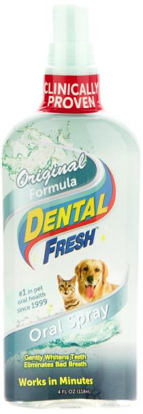 DENTAL FRESH ORIG DOG 17 oz