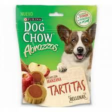 DOG CHOW ABRAZZOS TARTITAS...