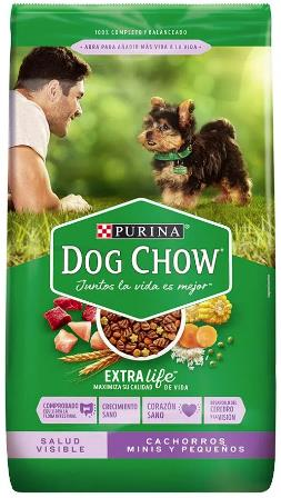 DOG CHOW SALUD VISIBLE...
