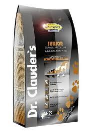 DR CLAUDERS JUNIOR SMALL MEDIUMX 1 kg