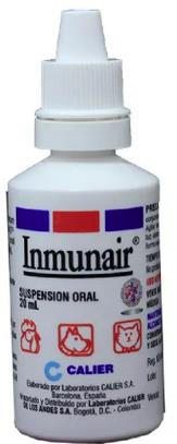 INMUNAIR X 20 ml