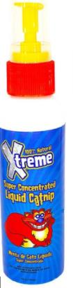 X-TREME  LIQUID CATNIP 4oz