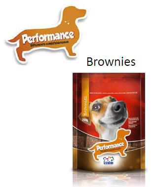 BROWNIES PERFOMANCE X 200 Gr