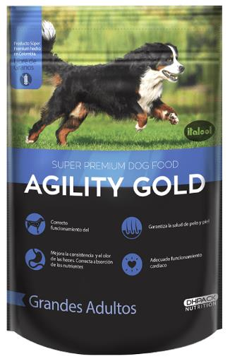 AGILITY GOLD GRANDES...
