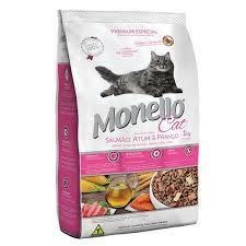 MONELLO GATO SALMON X 1 kg