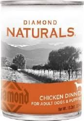 DIAMOND NATURALS CHICKEN LATA 13.2oz DOG