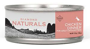 DIAMOND NATURALS CHICKEN  LATA 5.5 oz