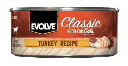 EVOLVE CAT LATA TURKEY 5.5...