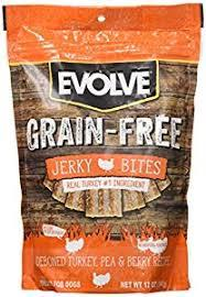EVOLVE DOG SNACK GRAIN FREE...
