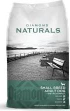 DIAMOND NATURALS SMALL BREED ADULTO X 18 Lb